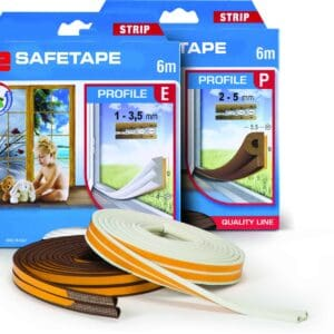 Adhesive Tapes and Strips Safe Tape