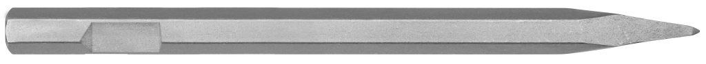 CHISEL HEX 28X530MM POINT