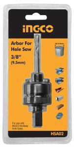 ARBOR HOLE SAW SH:16MM 32-210