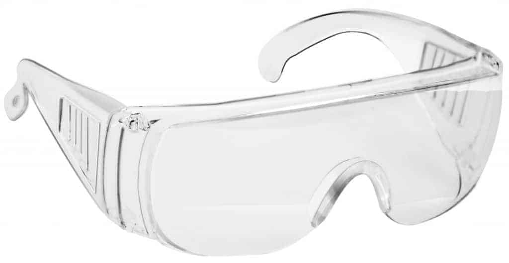 SAFETY SPECTACLES WRAP AROUND