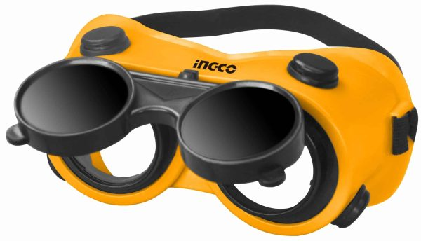 WELDING GOGGLES PVC  F/FRONT