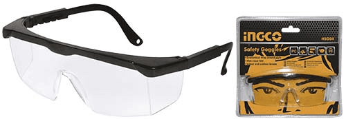 SAFETY SPECTACLES ADJUSTABLE