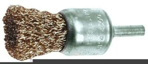 BRUSH WIRE END